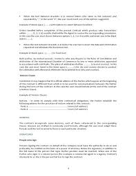 International Sales Agreement Template Contract Sample Amendment To ...