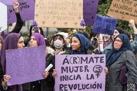 Lo mejor de lo peor de la manifestación feminista del 8-M - Libertad Digital