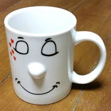 Smiley Face Coffee Mug Gloria Jeans Coffee Mug Love Mug Smiley Face In Love With Hearts