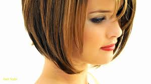 Short Hairstyles For Round Faces 2018 Best Of Luxury Short Hair For