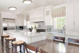 led kitchen ceiling lights flush mount diffe types of for lighting ideas 6