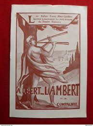 Autographs - AUTOGRAPHE ALBERT LAMBERT GILBERTE DEBREUIL CLAIRE NOBIS  RAPHAEL PATORNI LOUISE ANDRE COTTARD ANDRE A Mr VESSIER