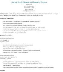 Sample Youth Specialist Resume – Kappalab