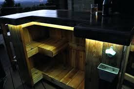 diy patio bar. Patio Bar Ideas With Lights Diy R