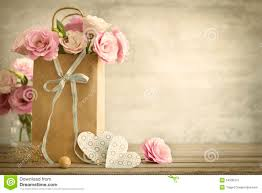Free Wedding Background Wedding Background With Roses Flowers And Hearts Vintage Styl