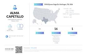 Alma Capetillo, (956) 536-4668, 5910 Queen Sago Dr, Harlingen, TX ...