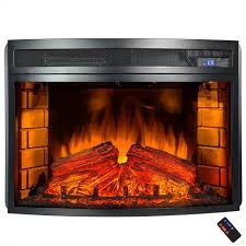 electric fireplace insert ideas charming inserts built wall portland willamette doors propane freestanding natural gas heaters
