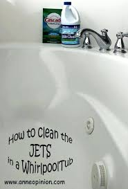 how to clean porcelain tub porcelain bathtub cleaner how to clean the jets in a whirlpool