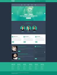 one page website template free one page website html template free html5 templates