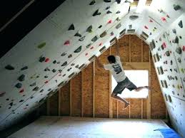 building a rock climbing wall glamorous about remodel interior n