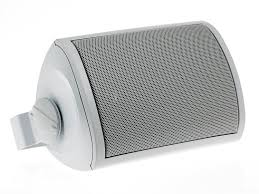On-Q MS3523WH 3000 Series 5.25Inch Outdoor Speakers (Pair), White - Home  Security Systems - Amazon.com