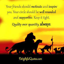 Quotes About Friendship Over Classy Quality Friends Over Quantity Always Delightful Quotes