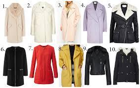 slouchy coat in texture 75 asos 4 pink two tone wool blend oversized coat 90 river island 5 black faux fur collar biker coat 80