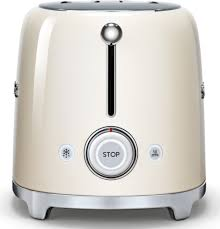 Retro Toasters smeg tsf01crus countertop toaster with 2 slice capacity defrost 4451 by xevi.us