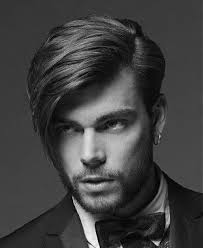 um length hairstyles for men with straight hair