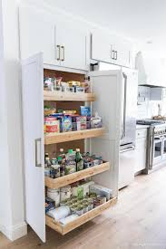 Fearless Realigned Kitchen Renovation By Appointment Only White Kitchen Remodeling Deep Pantry Kitchen Renovation