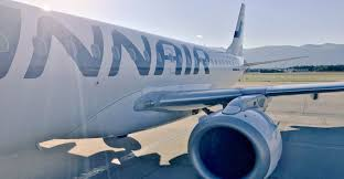 Finnairs Norra Embraer E 190 Great Eurobiz Apart From The