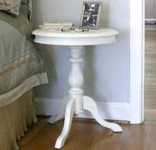 beautiful white round accent table with antique white round end beautiful white round accent table with