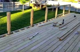 wood deck cost. Deck Vs Patio Cost Railing Calculator Spacing Average . Wood C