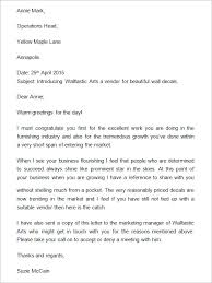 13 Sample Business Introduction Letters Pdf Doc Templates Formal