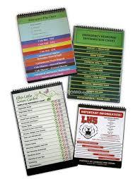 Flip Chart Covers 12 Pocket Flip Chart