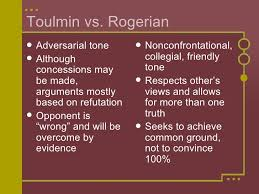 toulmin and rogerian arguments  20