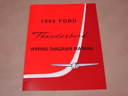 1965 ford thunderbird fuse box diagram image details 1965 ford thunderbird fuse box