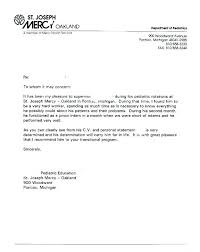 Letter Of Recommendation Template For College – Custosathletics.co