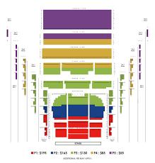 Oxnard Performing Arts Center Seating Chart
