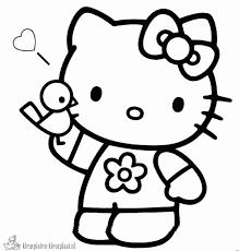 Hello Kitty Kleurplaten Spelletjes