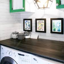 Image Room Ideas Blueistylediylaundrycountertopsquarejpg Blue Style Diy With Style Diy Wood Plank Laundry Room Countertop Blue