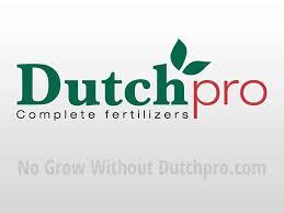 Dutchpro Complete Fertilizers No Grow Without Dutchpro