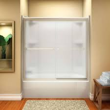 kohler frameless shower doors medium size of glass bathtub sliding door installation instructions