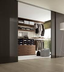 Small Picture Modern Home Mens Closet Design Closet designs Glass partition