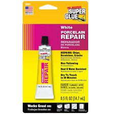 white porcelain repair 12 pack 19061 6 the home depot