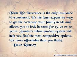 zander life insurance quote glamorous affordable term life insurance quotes top 1 quotes about
