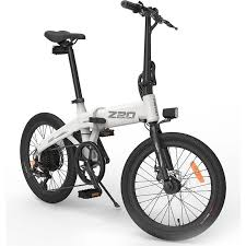<b>Himo Electric</b> Bike <b>Z20</b> (White)   JB Hi-Fi