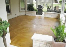 stained concrete new braunfels san