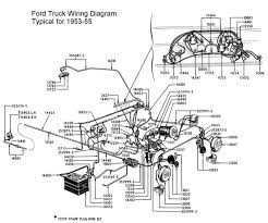 1000 images about wiring cars chevy and trucks wiring diagram for 1953 55 truck