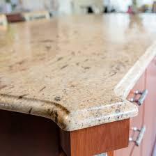 ivory brown granite kitchen