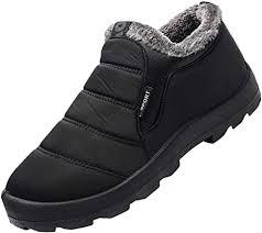 Winter Warm Cotton Shoes [Plus Velvet Thickening ... - Amazon.com