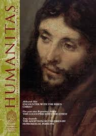 Humanitas christian anthropological and cultural review n° 2 by ...
