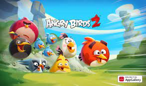 Action & Spielspaß: Angry Birds 2 in der Huawei AppGallery - HUAWEI  Community