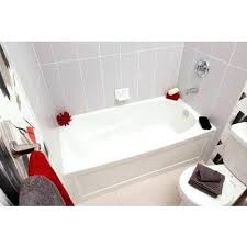 awesome american standard cadet tub acrylic skirted tub inch x inch right hand of standard cadet