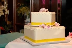 2 Tier Wedding Cake By Buttercream October 2011 We Used Our Own