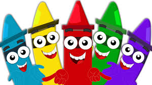 Crayons Color Song Learn Colors For Babies And Kids Colors For