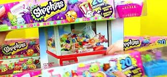 Shopkins Vending Machine Best Shopkins Vending Machine Surprise Toys Claw Machine Game Challenge