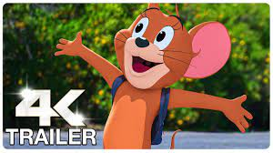 TOM AND JERRY Trailer (4K ULTRA HD) NEW 2021 - YouTube