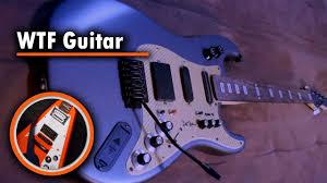 2 crazy guitar mods 37 guitar