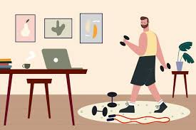 how to make exercising a habit feel